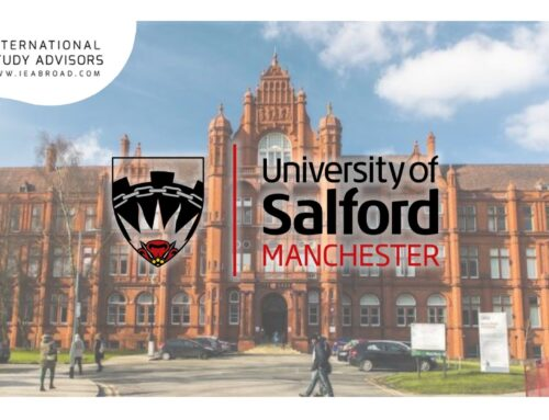 Fast & Curious: University of Salford