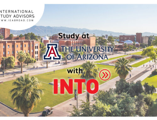 Study at the University of Arizona with INTO Partners