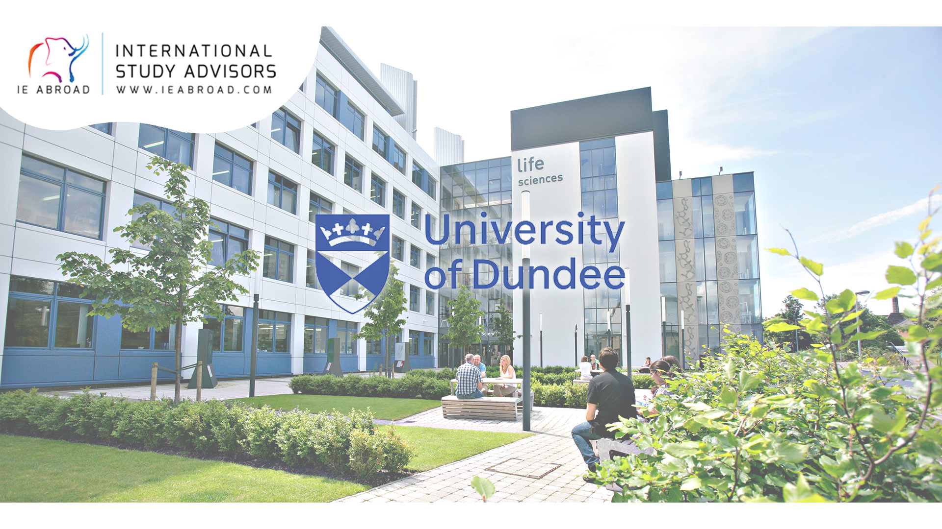 Fast & Curious: University of Dundee